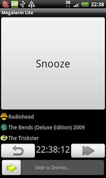 Music Alarm Megalarm Lite