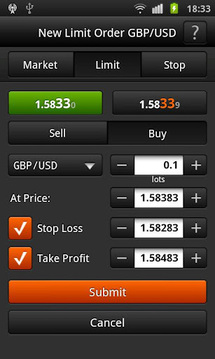 FXOpen Trader for Android
