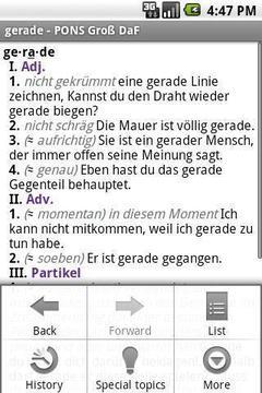 德语迷你词典
