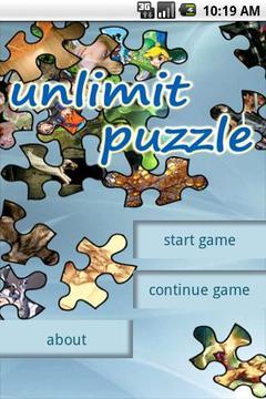 无限拼图 Unlimit Puzzle