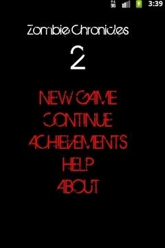 Zombie Chronicles 2