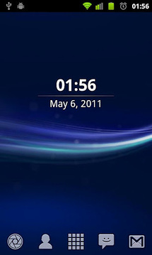 Simple Time Widget