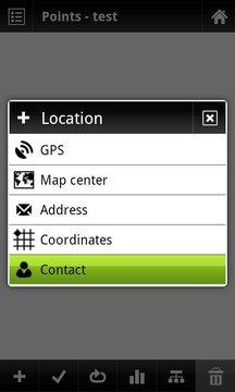 轨迹地图插件之联系