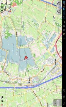 OsmAnd地图导航