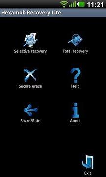 数据恢复 Hexamob Recovery PRO
