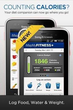 iMapMyFITNESS+ Fitness App