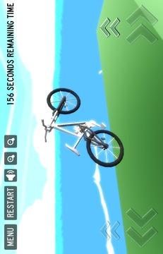 疯狂的自行车游戏3D