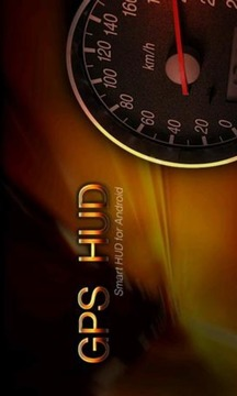 GPS HUD