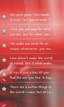 爱和浪漫的箴言 Love and Romance Quotes