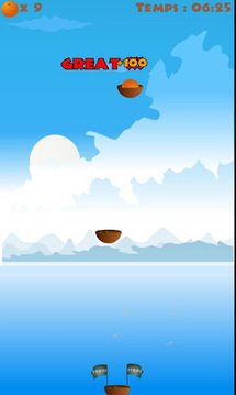 Impossible jump free