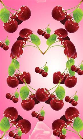 爱樱桃水果壁纸下载|爱樱桃水果壁纸手机版_最新爱版