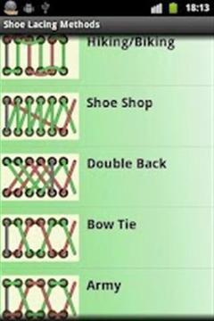 学习系鞋带
