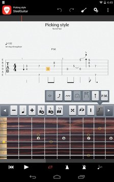 吉他演奏家 Guitar Pro Tab Player