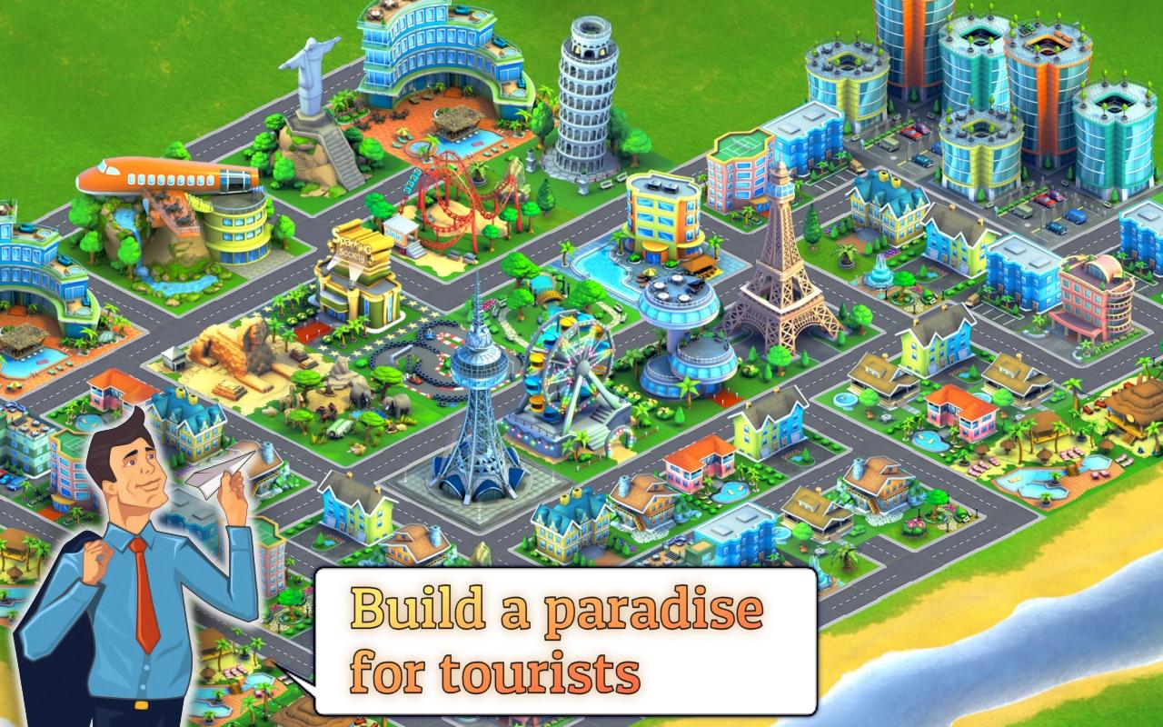 城市岛屿:机场(亚洲版)下载信息