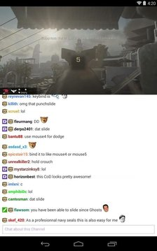 TwitchTV游戏视频