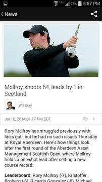 移动高尔夫 Golf Channel Mobile