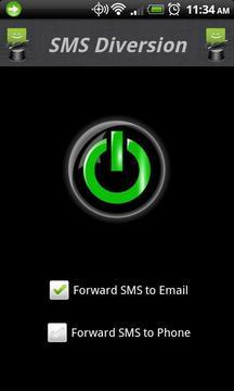 短信转移 SMS Diversion