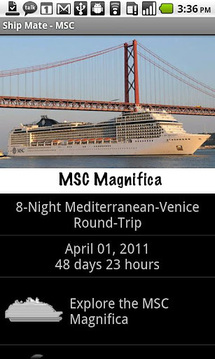 Ship Mate - MSC Cruises