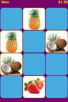 Fruit Match & Memor…