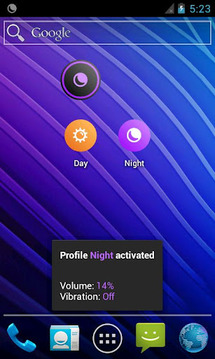 Profile Widget Lite