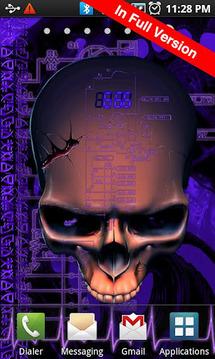 Biomechanical Skull Free