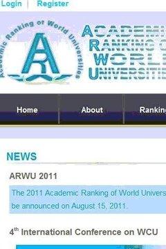世界大学排名(QS)