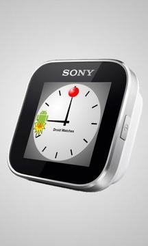 Simple Watch Widget