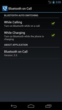 蓝牙耳机:Bluetooth on Call