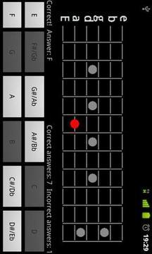 吉他和铉表 Learn Guitar Notes