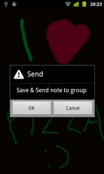 WhatsDraw! Messenger