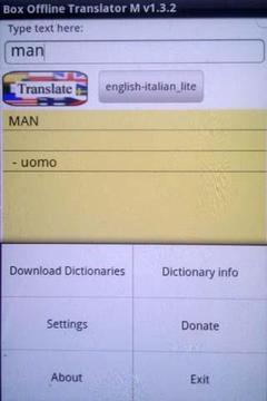 Box Offline Translator Free
