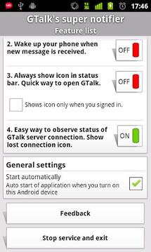GTalk's super notifier (TRIAL)