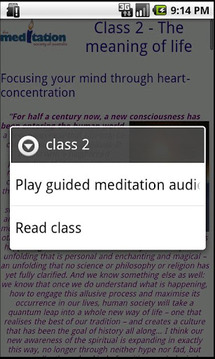 Learn to Meditate 1-5