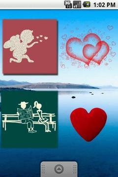 Animated Widgets - Valentines