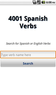 4001 Spanish Verbs