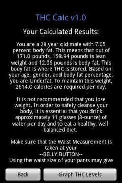THC Calc