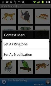 Jungle Soundboard & Ringtones