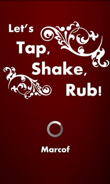 Let's Tap,Shake,Rub!