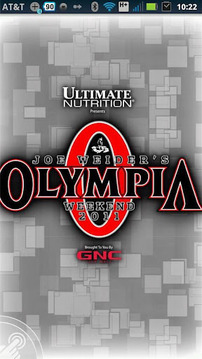 Mr. Olympia Weekend