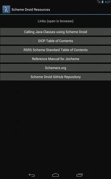 Scheme Droid