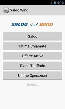 Saldo Wind