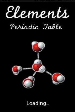 Elements - Periodic Table