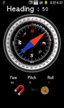 Gyro Compass 3D