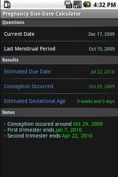 怀孕截止日期计算器