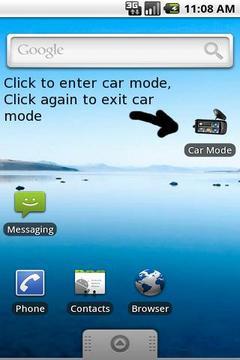 Car Mode Control
