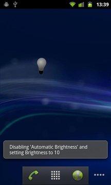Dimmer ( Night Mode )