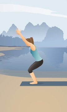 瑜伽练习器