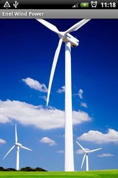 意大利国家电力公司的风力发电