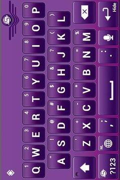 荷兰滑动键盘