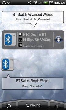 Bluetooth Switch